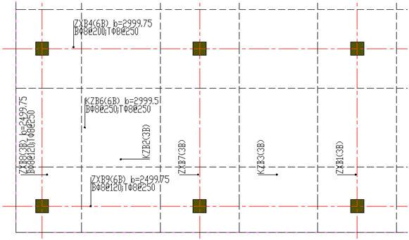 钢筋平法标注图集_关于柱平法施工图标注解释!-柱平法施工图平面标注方式有哪些