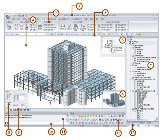 工作目录树按照树形结构显示